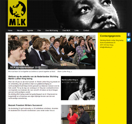 MLK Lezing
